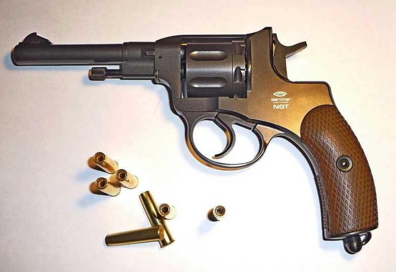 27)Муки выбора! Какой шаровой револьвер лучше!