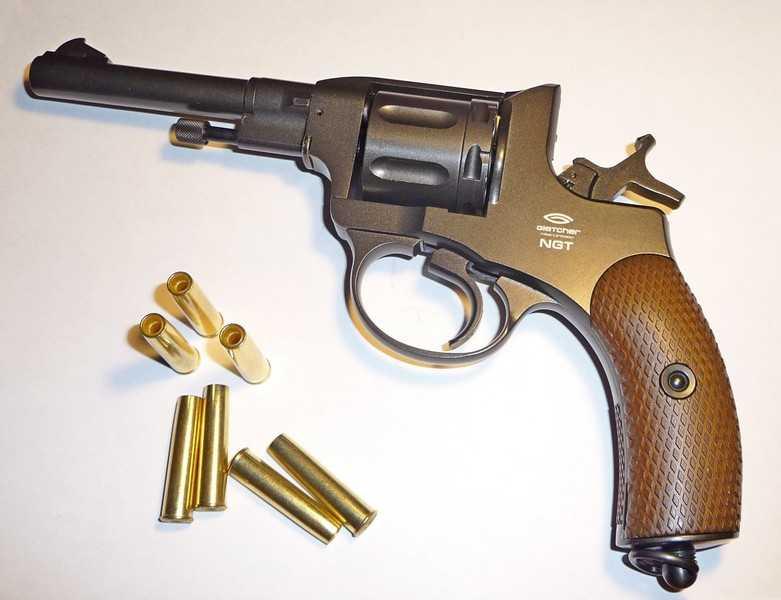 30)Муки выбора! Какой шаровой револьвер лучше!