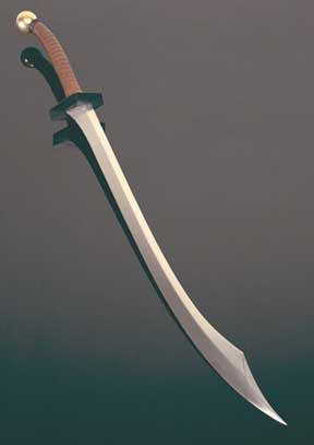 2)Cold Steel Scimitar Spike