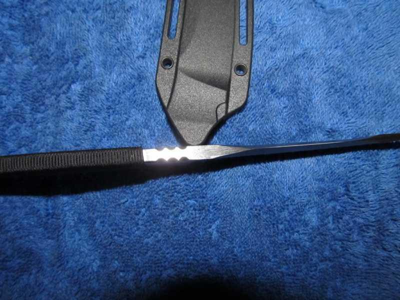5)Cold Steel Scimitar Spike