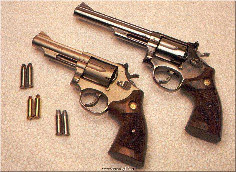 29)Dan Wesson или Smith&Wesson? вопрос прототипов