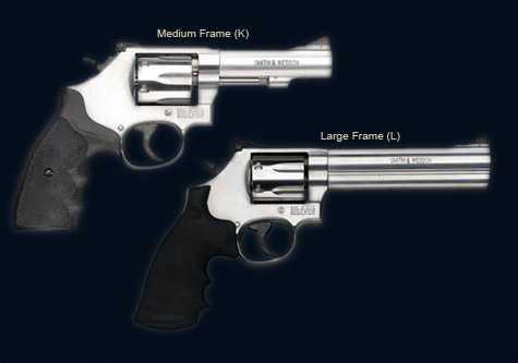 17)Dan Wesson или Smith&Wesson? вопрос прототипов