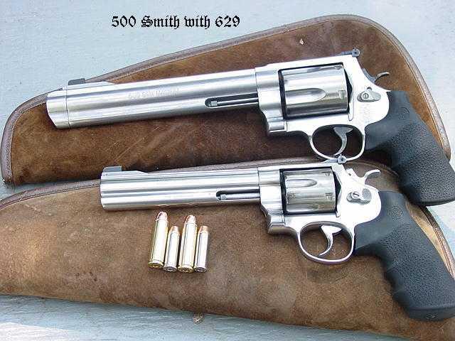 18)Dan Wesson или Smith&Wesson? вопрос прототипов