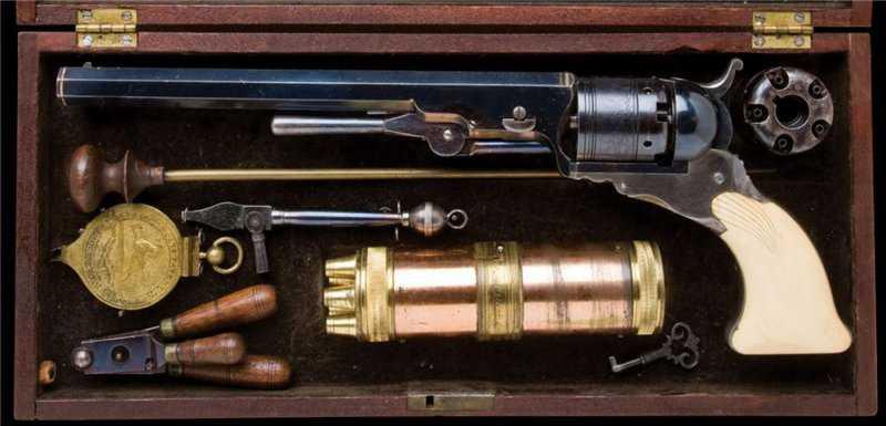 6)Откуда есть пошли «кадиллаки среди револьверов»