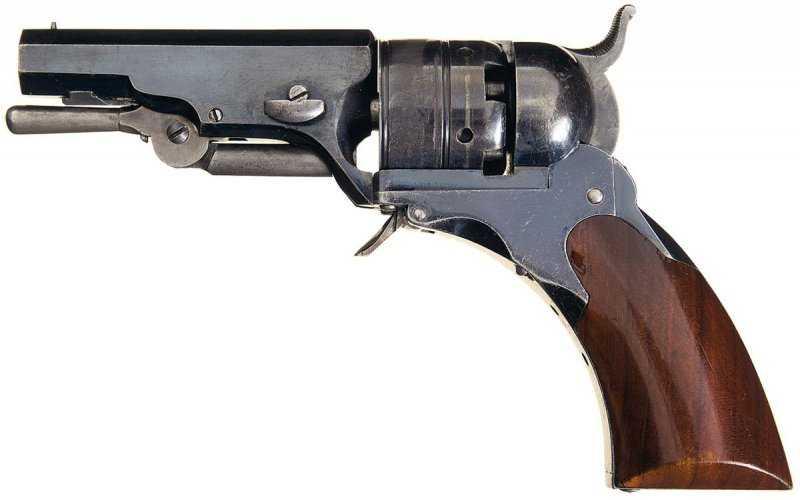 5)Откуда есть пошли «кадиллаки среди револьверов»
