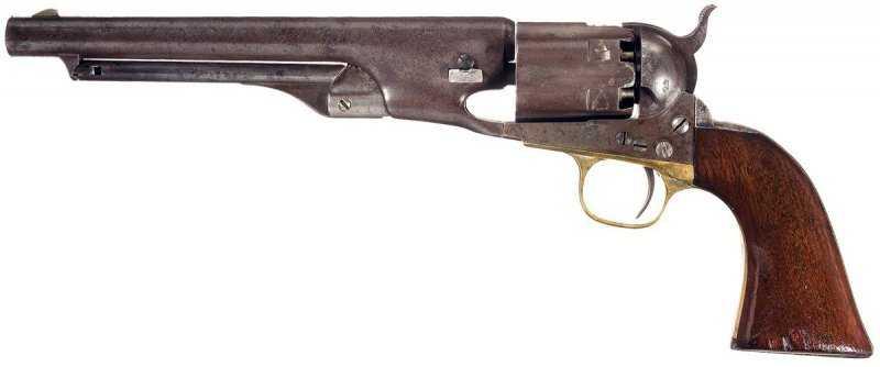 22)Откуда есть пошли «кадиллаки среди револьверов»