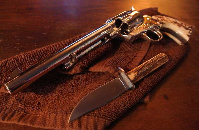 30)Откуда есть пошли «кадиллаки среди револьверов»
