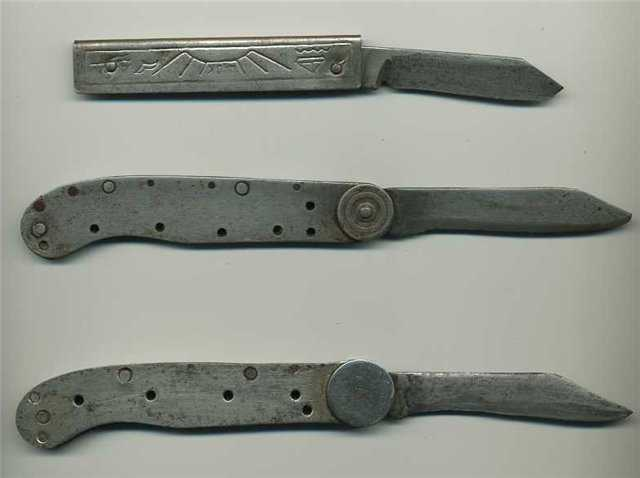 2)Cold Steel Pocket Bushman