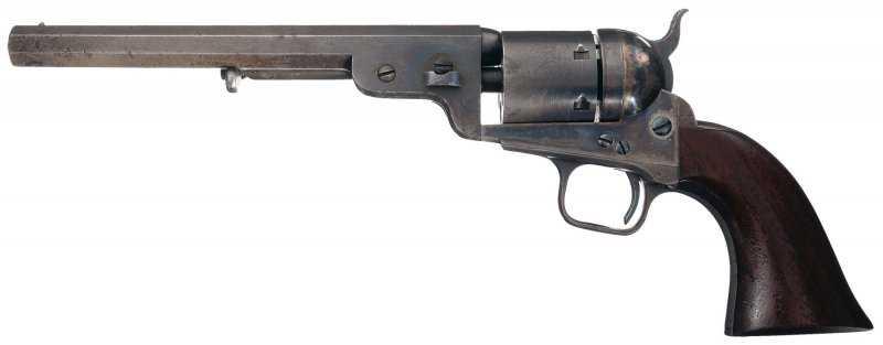 19)Откуда есть пошли «кадиллаки среди револьверов»