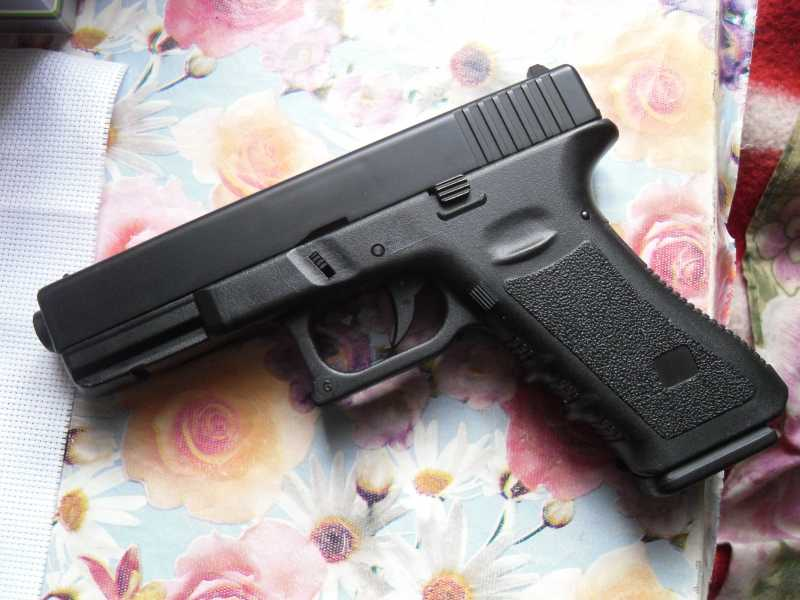 4)Обзор пистолета G17 от компании ASG