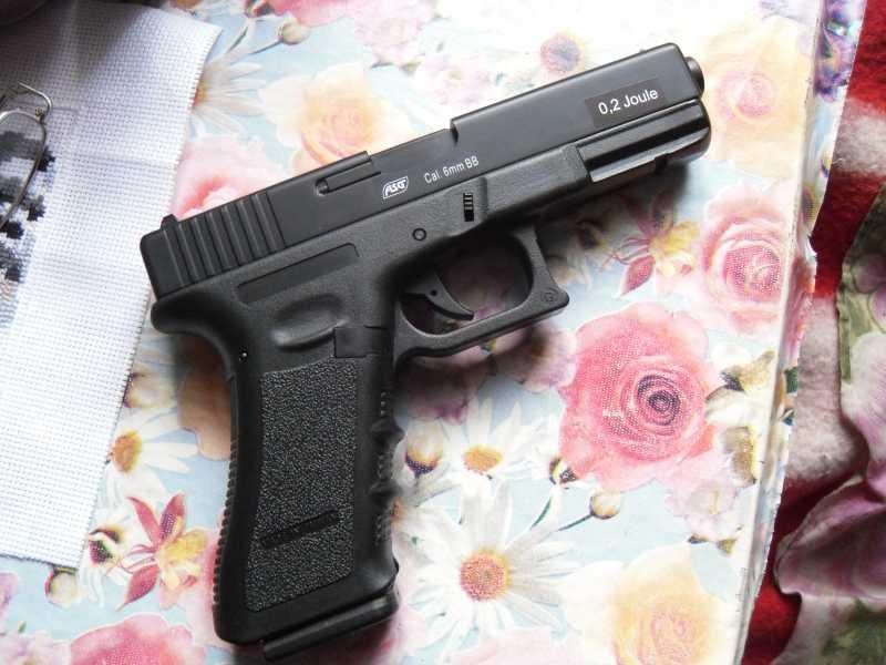 5)Обзор пистолета G17 от компании ASG