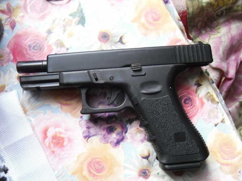 6)Обзор пистолета G17 от компании ASG