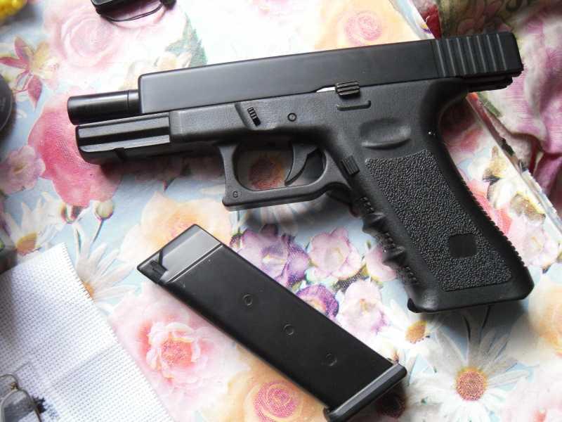 7)Обзор пистолета G17 от компании ASG