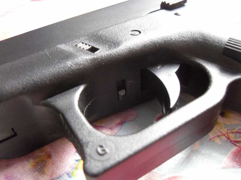8)Обзор пистолета G17 от компании ASG