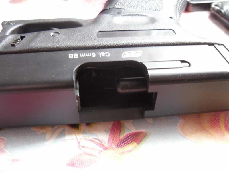 9)Обзор пистолета G17 от компании ASG