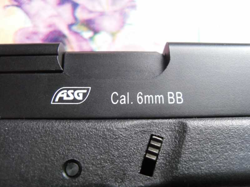 10)Обзор пистолета G17 от компании ASG