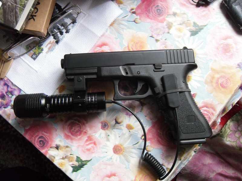 12)Обзор пистолета G17 от компании ASG