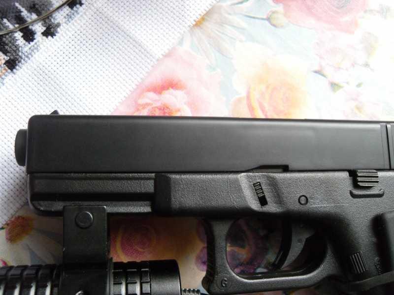 13)Обзор пистолета G17 от компании ASG