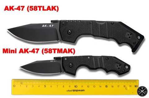 Уменьшенный вариант ножа Cold Steel AK-47