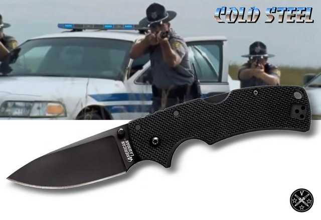 Нож Cold Steel Lawman