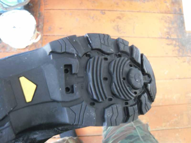 4)Обзор ботинок с высоким берцем от компании Garsing