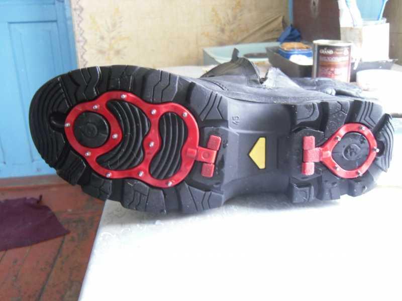 7)Обзор ботинок с высоким берцем от компании Garsing