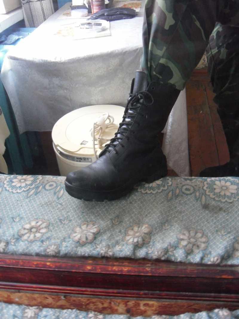 10)Обзор ботинок с высоким берцем от компании Garsing