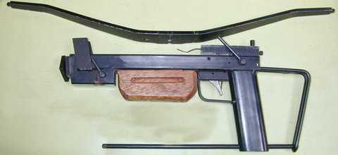 Арбалет-пистолет SAS