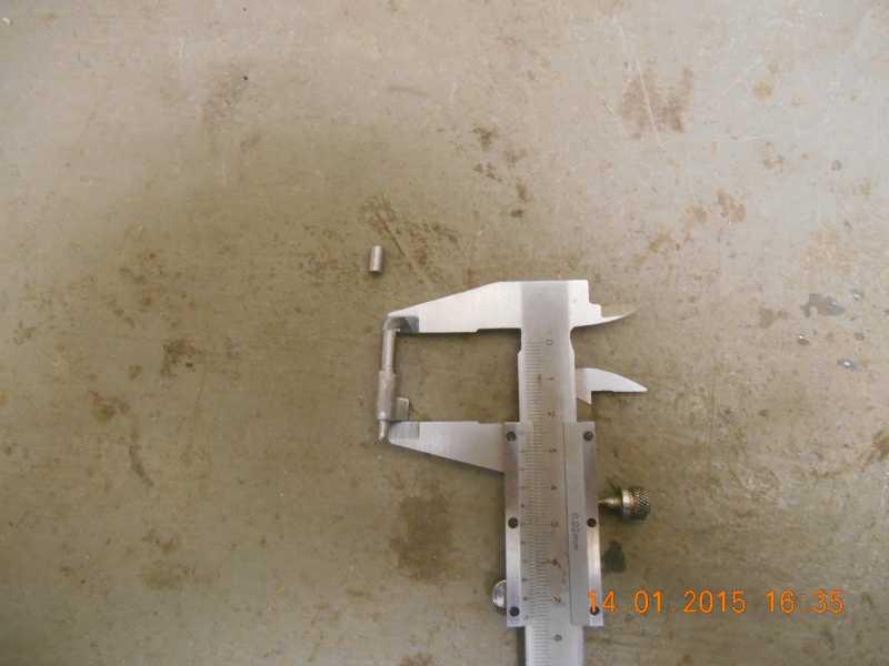 12)Технологический процесс коленочного изготовления затворной задержки