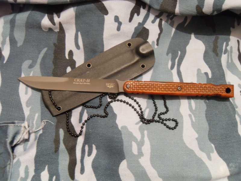 9)Любимые ножи