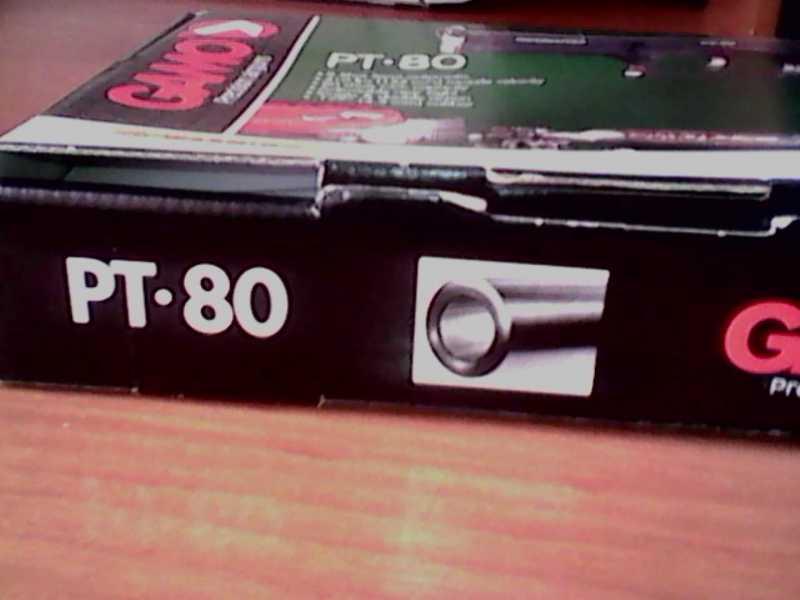 4)Gamo PT-80