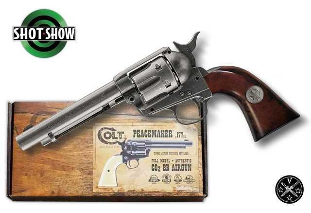 Револьвер первых американских маршалов