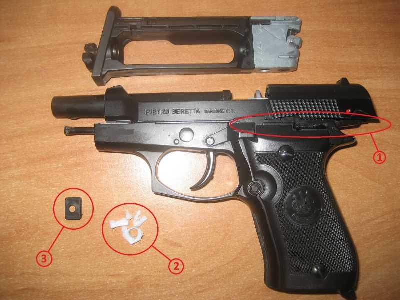 1)Исповедь фаната пистолетов Airgun с системой BLOWBACK 2 или Будни пистолетного Эйрганщика.