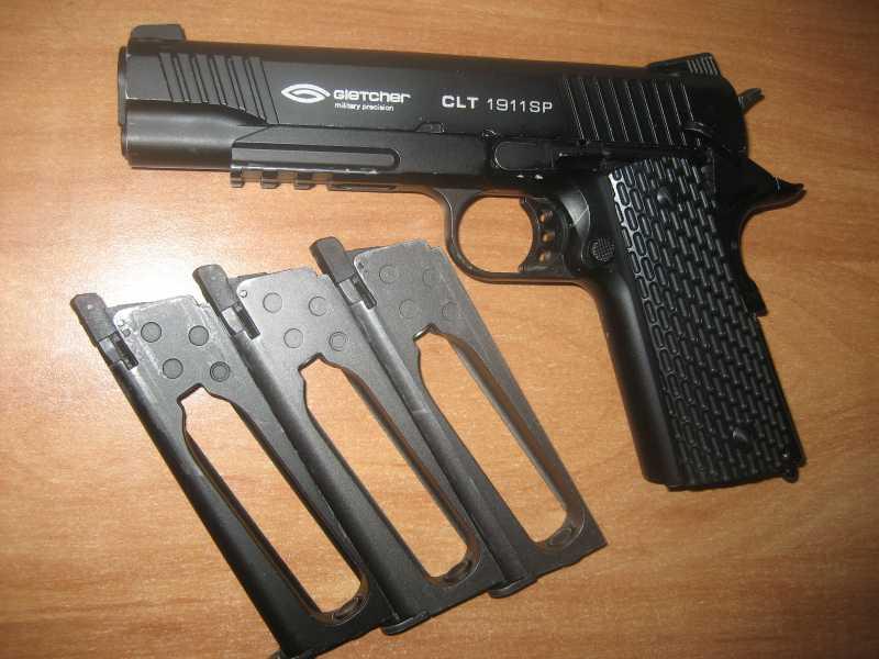 5)Исповедь фаната пистолетов Airgun с системой BLOWBACK 2 или Будни пистолетного Эйрганщика.
