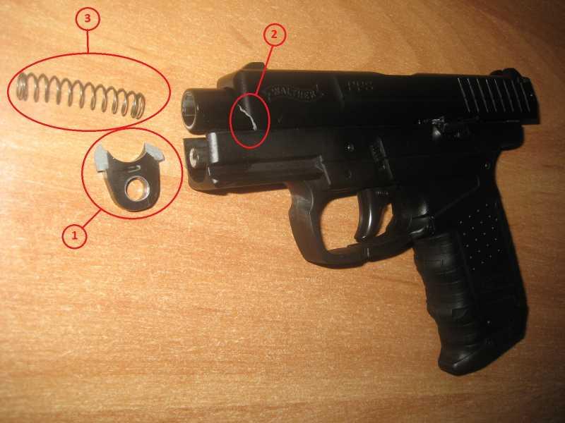 13)Исповедь фаната пистолетов Airgun с системой BLOWBACK 2 или Будни пистолетного Эйрганщика.