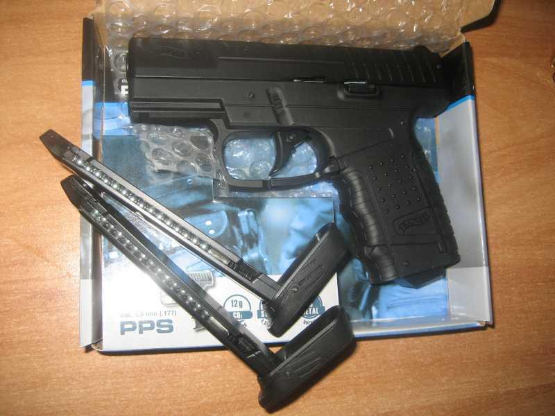 15)Исповедь фаната пистолетов Airgun с системой BLOWBACK 2 или Будни пистолетного Эйрганщика.