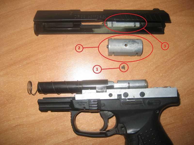 17)Исповедь фаната пистолетов Airgun с системой BLOWBACK 2 или Будни пистолетного Эйрганщика.