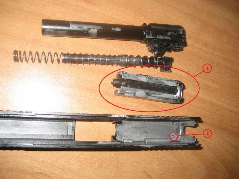 19)Исповедь фаната пистолетов Airgun с системой BLOWBACK 2 или Будни пистолетного Эйрганщика.