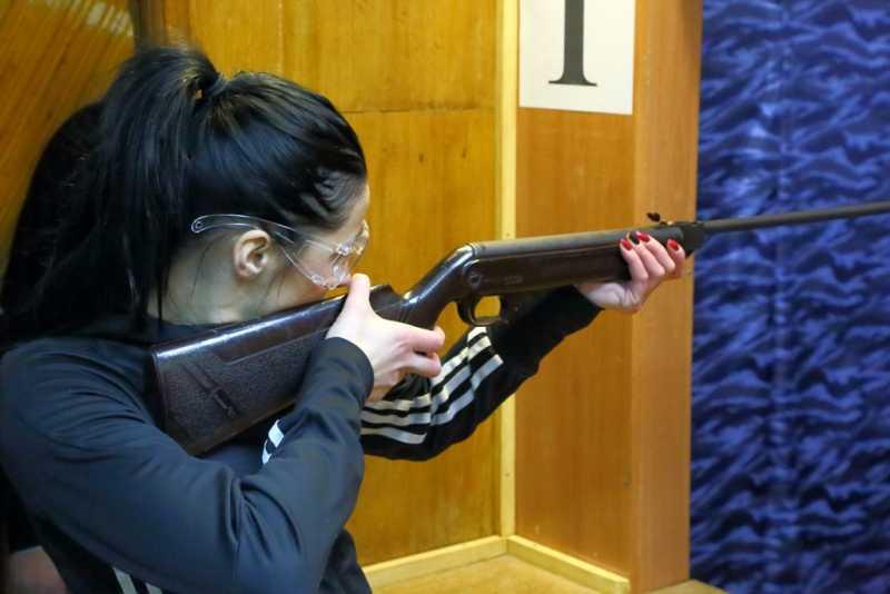 1)Соревнования по стрельбе? Легко!