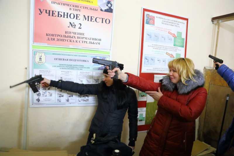 7)Соревнования по стрельбе? Легко!