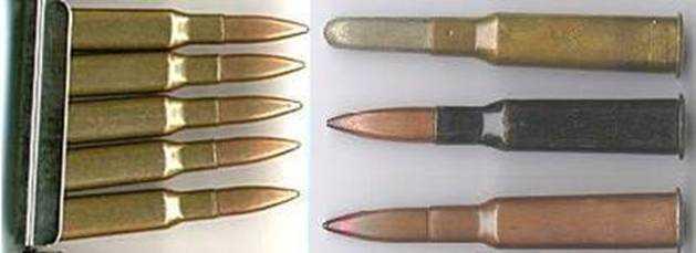 3)Трехлинейная винтовка образца 1891 года