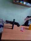 1)Практический тюнинг маузера от Глетчер.