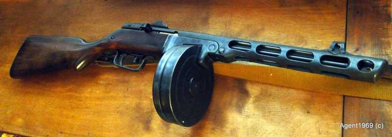 5)Пневматический ППШ-41 «MP-562K». Обзор и фото.