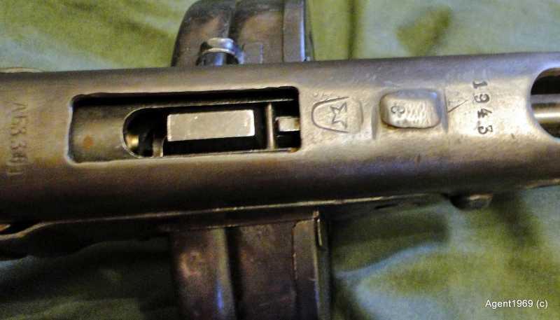 6)Пневматический ППШ-41 «MP-562K». Обзор и фото.