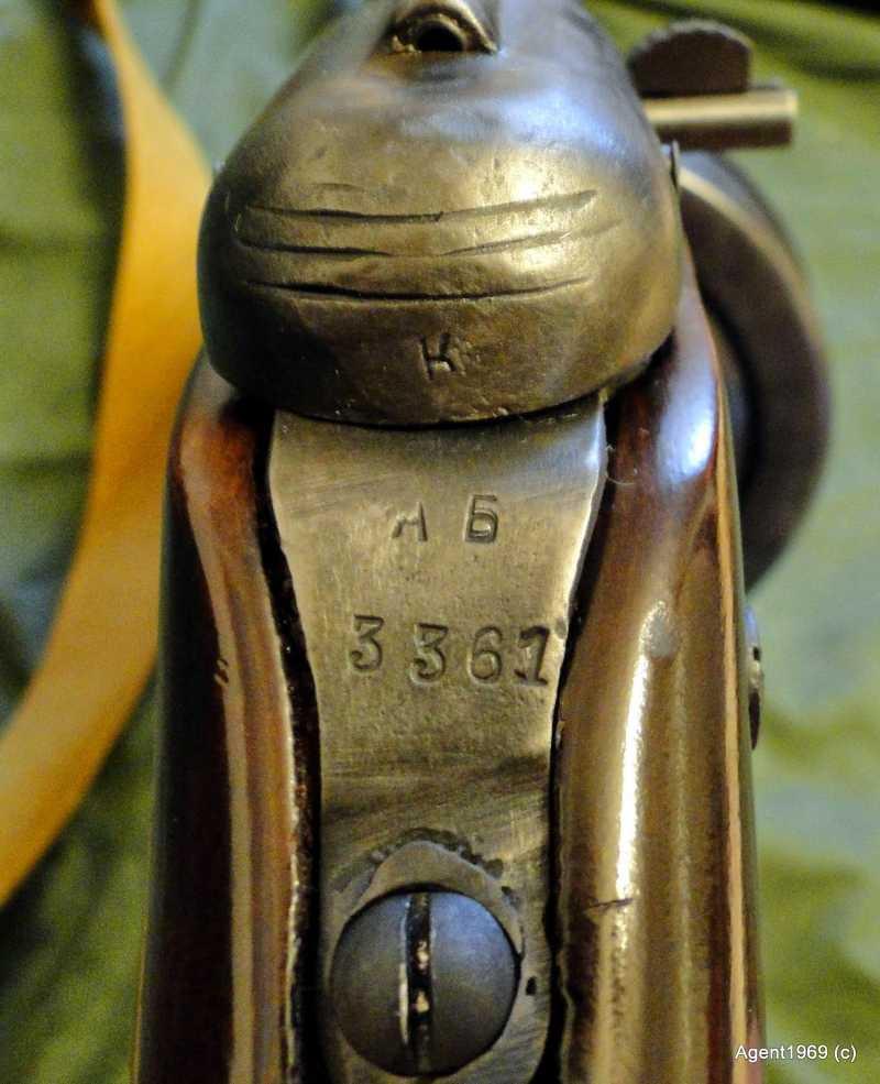 7)Пневматический ППШ-41 «MP-562K». Обзор и фото.