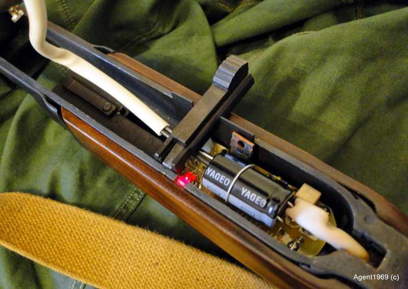 11)Пневматический ППШ-41 «MP-562K». Обзор и фото.