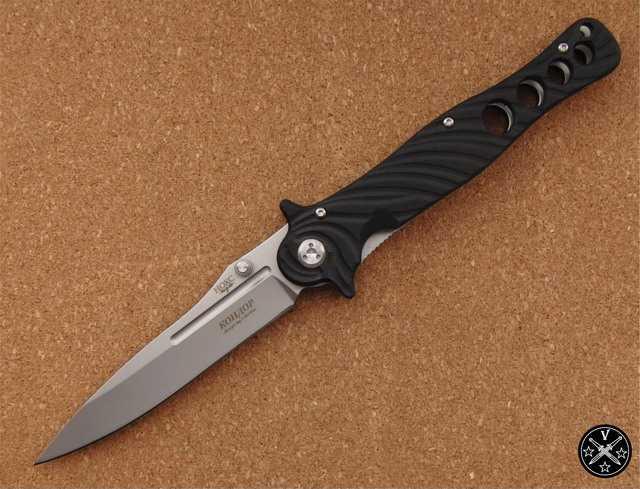 Внешний вид складного ножа Кондор