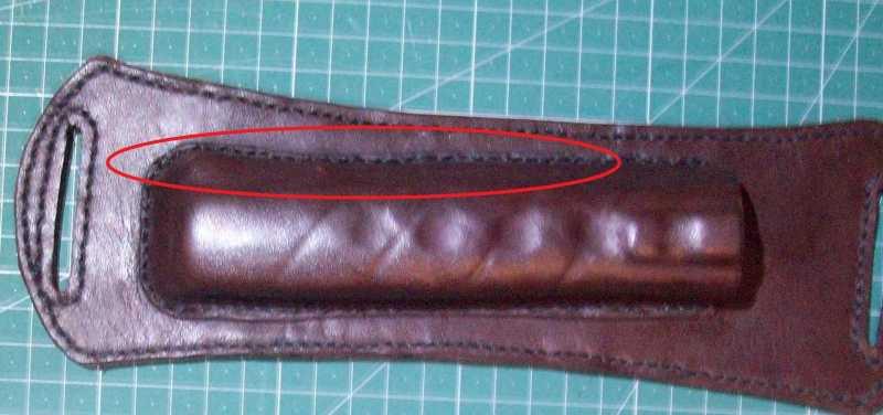 10)Удобные ножны для Cold Steel TiLite 6