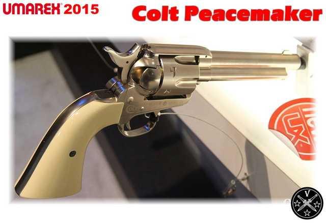 Airgun копия знаменитого пистолета Дикого Запада и американских шерифов