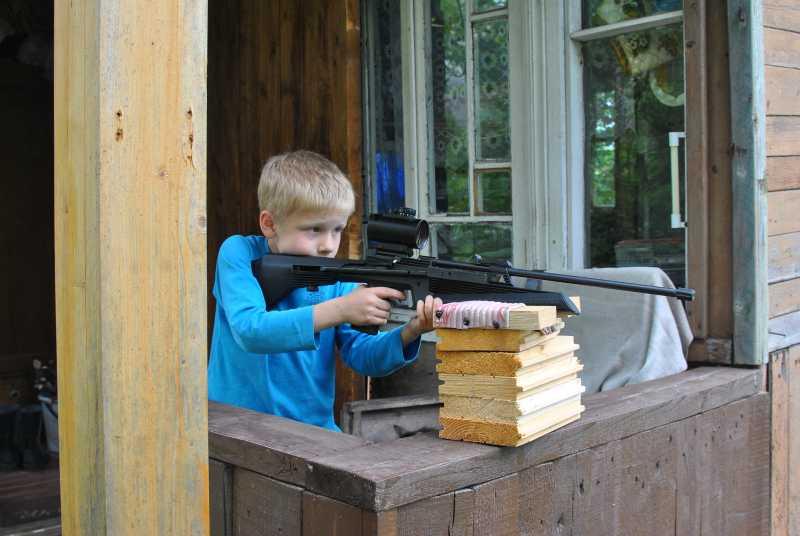 4)БУДЬ ГОТОВ К ТРУДУ И ОБОРОНЕ (спортивная стрельба)